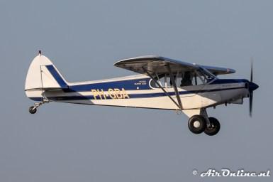 PH-GBA Piper PA-18-150 Super Cub