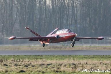 F-GLHF Fouga CM-170R-1 Magister