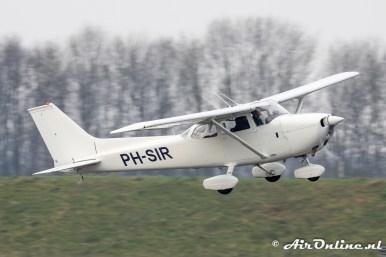PH-SIR Reims-Cessna F172M Skyhawk
