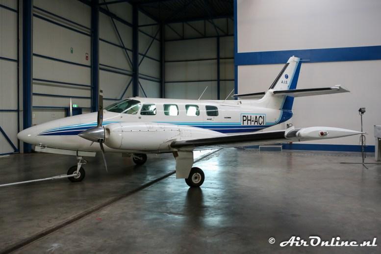 PH-ACI Cessna T303 Crusader