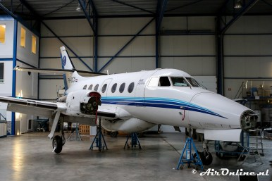 PH-CCI British Aerospace BAe Jetstream 3200