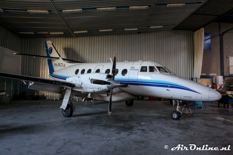 PH-RCI British Aerospace BAe Jetstream 3200