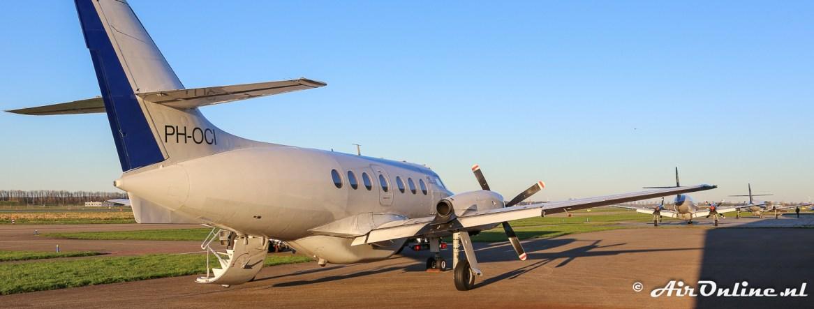 3 Jetstreams op een rij bij AIS Airlines
