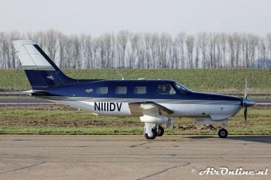N111DV Piper PA-46-350P Malibu Mirage