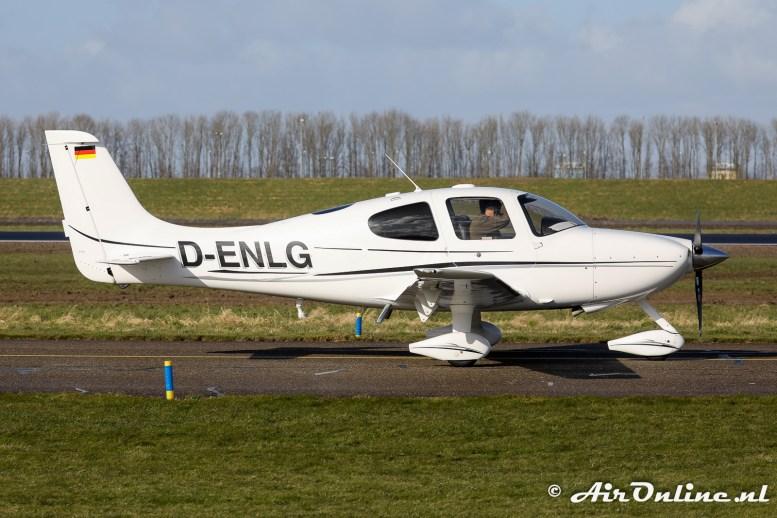 D-ENLG Cirrus SR22 gts