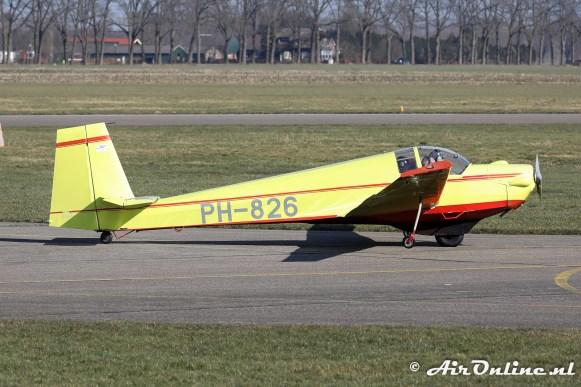 PH-826 Scheibe SF.25B Falke