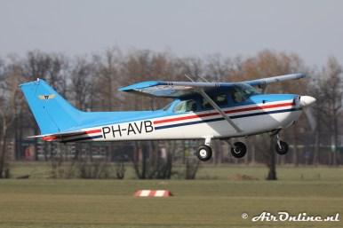 PH-AVB Reims/Cessna F172P Skyhawk II