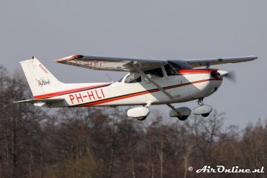 PH-HLI Cessna 172S Skyhawk SP