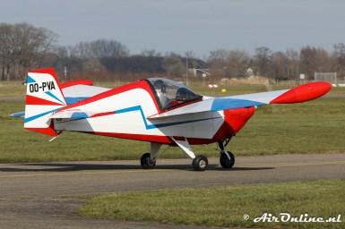 OO-PVA Slingsby T.66 Nipper Mk.III