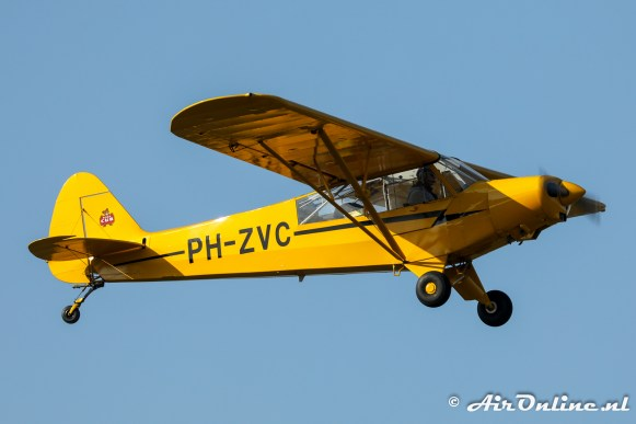 PH-ZVC Piper PA-18-135 Super Cub