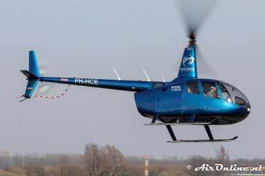 PH-HCE Robinson R66 Turbine