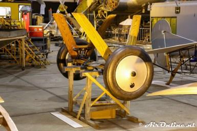 De Havilland DH-9 replica