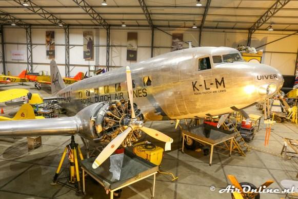 NC39165 / PH-AJU Douglas DC-2-142