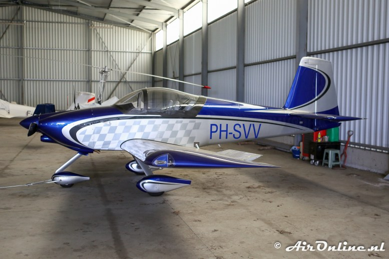 PH-SVV Vans RV-9A