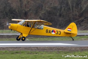N298SQ Piper PA-18-95 Super Cub