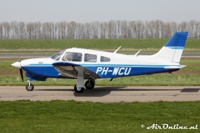 PH-WCU Piper PA-28R-201T Arrow III