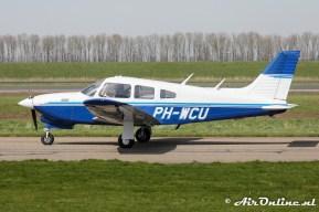 PH-WCU Piper PA-28R-201T Arrow III