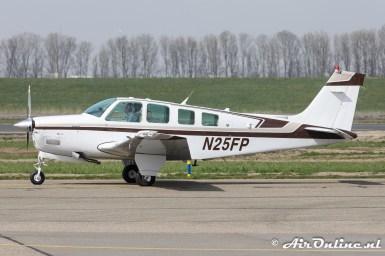 N25FP Beechcraft A36 Bonanza 36