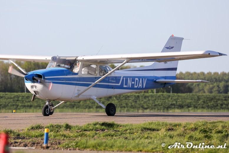 LN-DAV Reims/Cessna F172M Skyhawk II