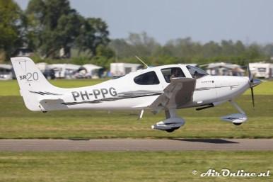 PH-PPG Cirrus SR20 g3