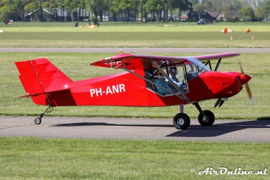 PH-ANR Rans S-6S Coyote II