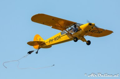 PH-WDR Piper PA-18-150 Super Cub