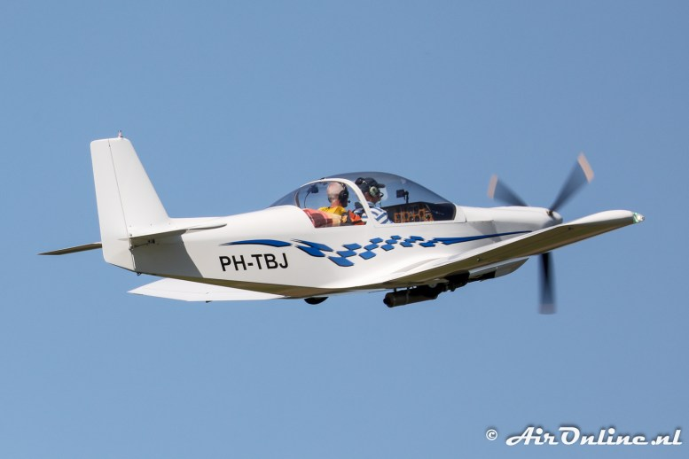 PH-TBJ Brandli BX-2 Cherry