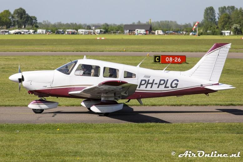 PH-PLG Piper PA-28 Archer III