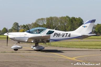 PH-VTA Czech A/c SportCruiser