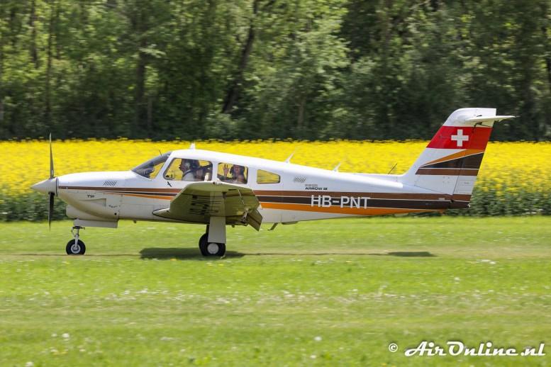 HB-PNT Piper PA-28RT-201T Turbo Arrow IV