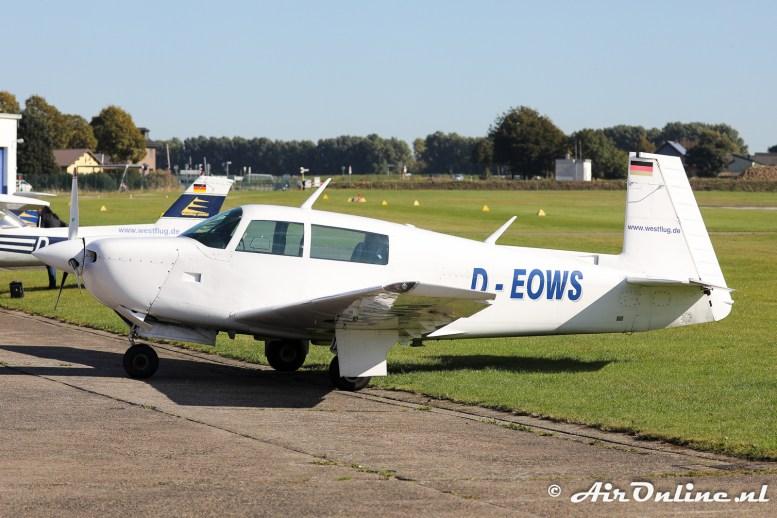 D-EOWS Mooney M20J-201MSE