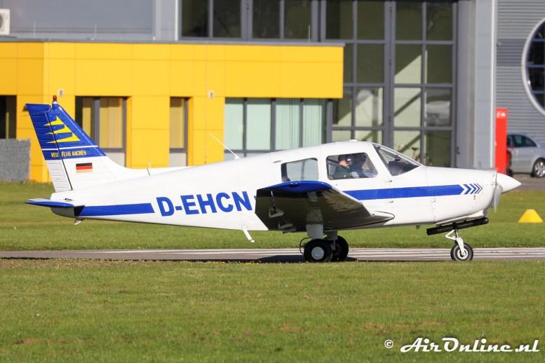 D-EHCN Piper PA-18-161 Cadet