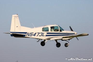 N5473L Grumman American AA-5 Traveler