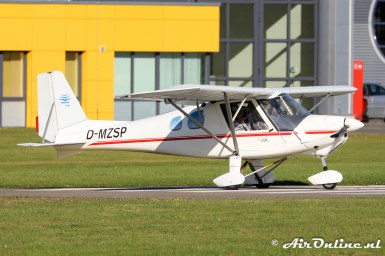 D-MZSP Comco Ikarus C42 Cyclone