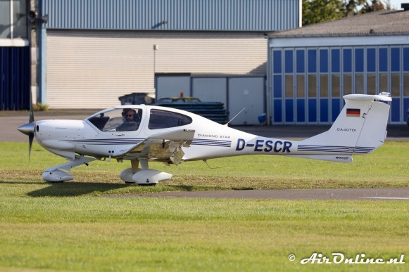 D-ESCR Diamond DA 40D Star TDI