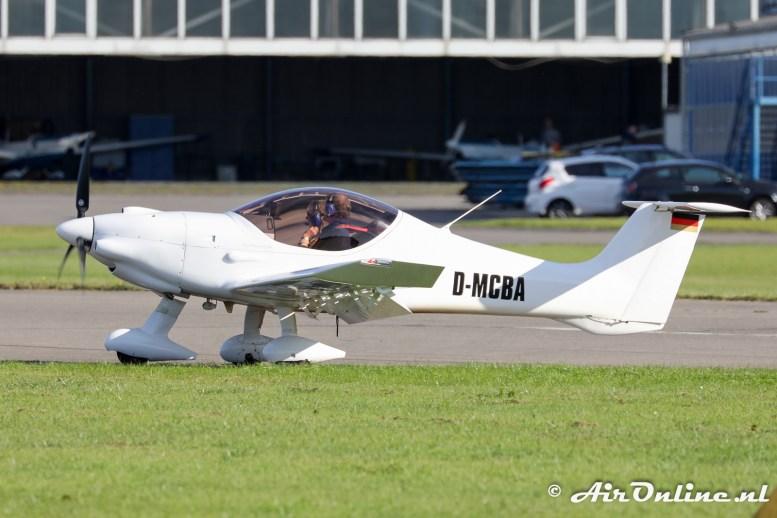 D-MCBA Dyn'Aero MCR-01 ULC