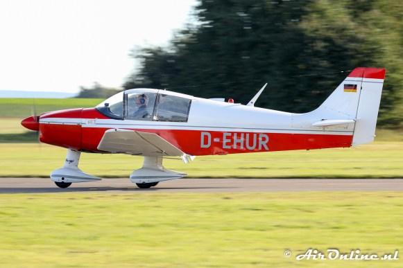 D-EHUR Robin DR-300-108 2+2