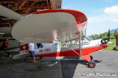 HB-OBG Piper J-3C-65 Cub