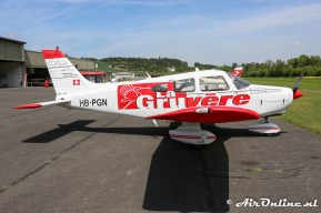 HB-PGN Piper PA-28-161 Warrior II