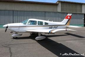HB-PAT Piper PA-28-181 Archer II