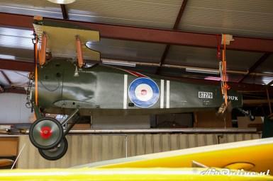 N1917K Sopwith F.1 Camel Replica