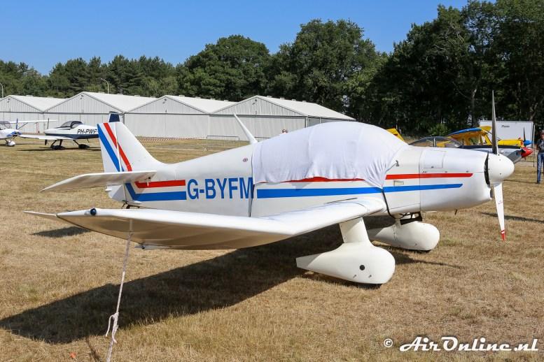 G-BYFM Jodel DR-1050 M1 Excellence Replica