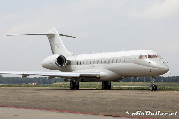 9H-LDN Bombardier BD-700-1A10 Global 6000