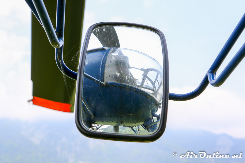 V-262 F+W Emmen SA 3160 Alouette III Swiss Air Force