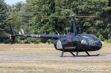 OO-SEA Robinson R66 Turbine