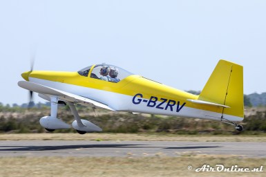 G-BZRV Vans RV-6