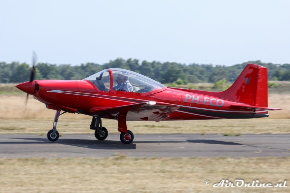 PH-FCO Sequoia F8L Falco