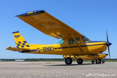 G-BNKI Cessna 152