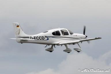 D-ECCD Cirrus SR22 GTS g3 Turbo