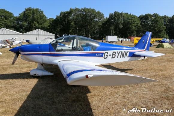 G-BYNK Robin HR200/120B